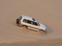 Highlight for album: Dune Trip in Qatar