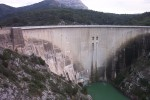 This dam is appx. 15 minutes from Dave's apartment.