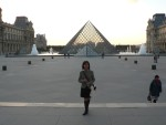 ... the Louvre ...