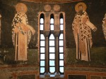 The Chora Church is of the Byzantine era, built in the 4th century.  Today it is a museum containing many restored frescos and mosiacs.