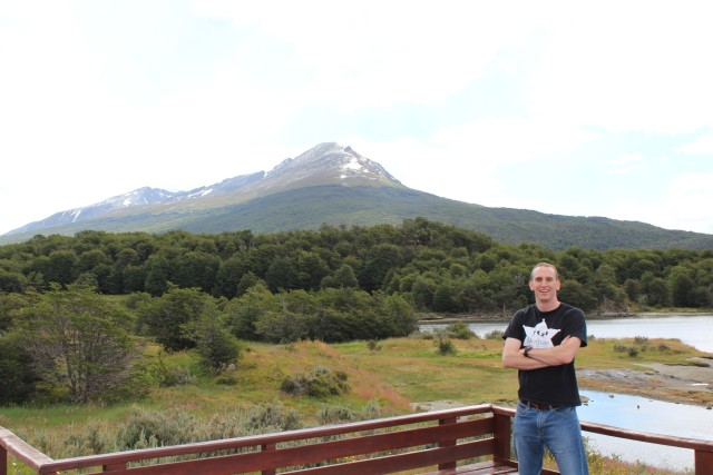 The next day we took a tour of the beautiful Tierra del Fuego National Park, the southernmost National Park in the world.