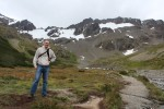 On our departure day we didn't have to be on the boat until 4:00PM so I decided to get in a quick hike in the morning.
