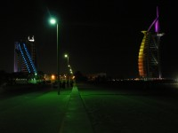 Highlight for album: Dubai - the Burj al-Arab