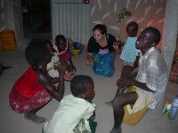 Highlight for album: Burkina Faso: Wagadougou, Elizabeth's Tenado and SIAO