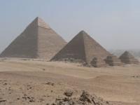 Highlight for album: The Pyramids at Giza