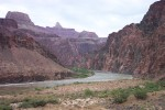 Highlight for Album: Hike up Bright Angel Trail