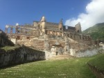 Visiting some amazing ruins in northern Haiti The Sans-Souci Palace was once the home of Henri Christophe and 2,500 of his closest friends, family, and crew.