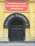 ..the Hanoi Hilton!  This is the prison where downed US fighter pilots were held as POWs.  John McCain was a prisoner here.
