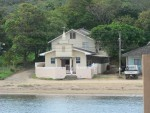 This is the church in Sandy Bay, Roatan, where we were staying.