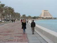 Highlight for album: Doha, Qatar: June and Jason visit me