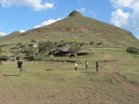 Highlight for album: Southern Africa Adventure - Drakensburg and Lesotho