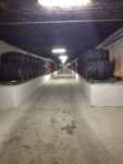 Cricova only has a mere 75 miles of underground caves for wine production and storage.