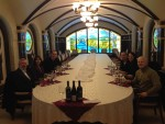 After the tour we got to sample some of the wine ourselves. Nations represented here were Italy, Armenia, Germany, USA, and Moldova.