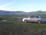 We knew that driving in Mongolia is a bit wild and dangerous so we wanted to drop the car off quickly. We decided to take one side trip beforehand to visit the Amarbayasgalant Monastery.