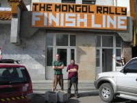 Highlight for album: Mongol Rally 2011 - Finish in Mongolia