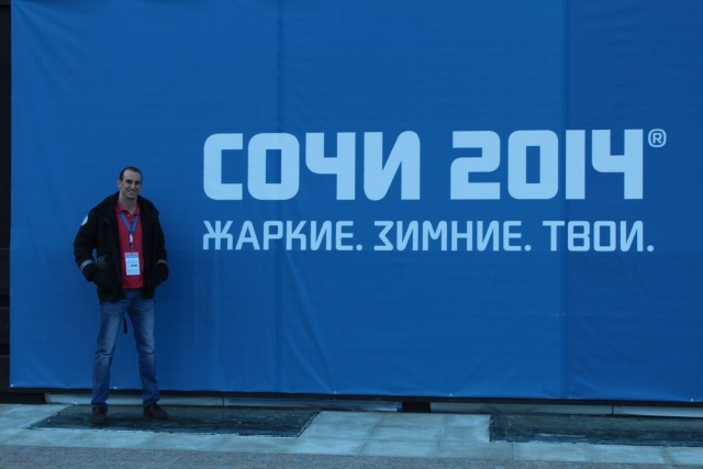 Sochi 2014 Hot. Cool. Yours.